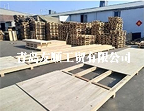 木托盘在机械装卸应用的优势