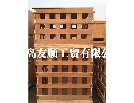 胶南框架木箱